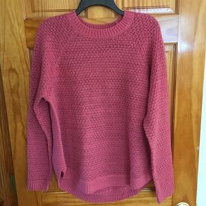 St. John's Bay NWT coral sweater size PL
